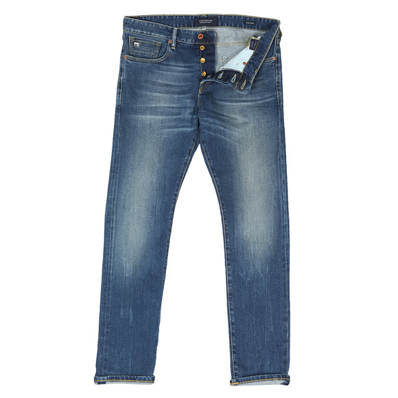 Scotch & Soda Mens Blue Ralston Slim Jean main image