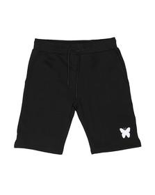 Good For Nothing Mens Black Essential Jog Shorts