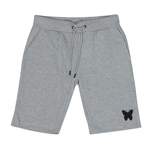 Good For Nothing Mens Grey Essential Jog Shorts main image