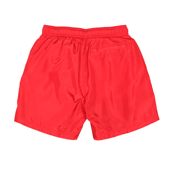 Good For Nothing Mens Red Essential Swim Shorts main image
