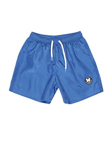 Good For Nothing Mens Blue Essential Swim Shorts