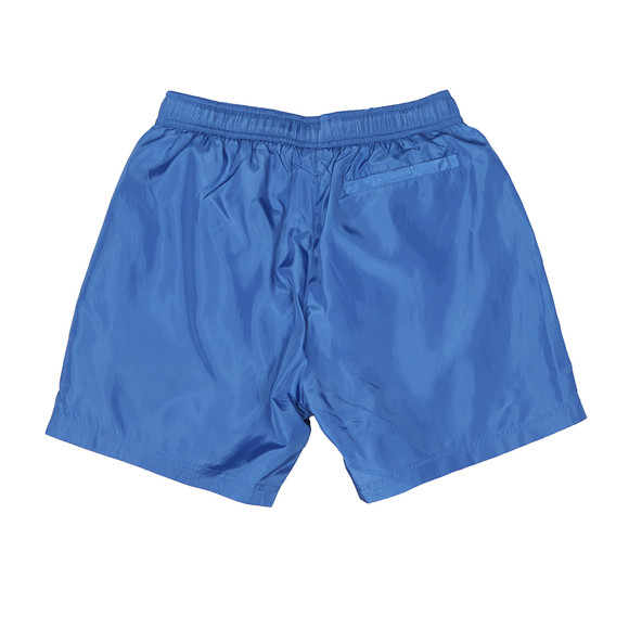 Good For Nothing Mens Blue Essential Swim Shorts main image
