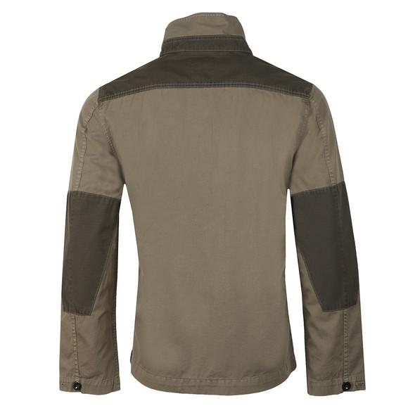 G-Star Mens Green Type C Utility Overshirt main image