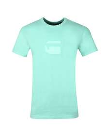 G-Star Mens Green Dedda SS Tee