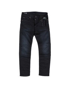 G-Star Mens Blue 3301 Slim Jean