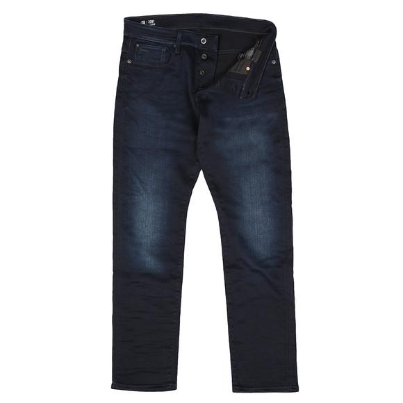 G-Star Mens Blue Slander Straight Tapered Jean main image