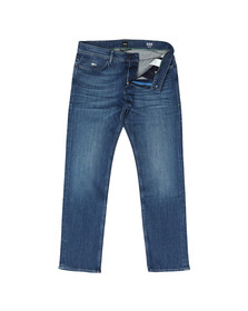 BOSS Mens Blue Casual Delaware Jean