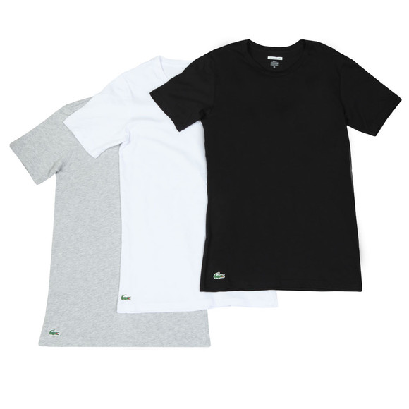 Lacoste Mens Multicoloured 3 Pack T-shirts main image