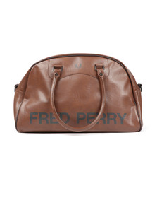 Fred Perry Mens Brown Classic Grip Bag