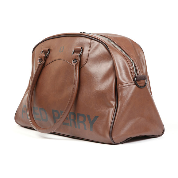 Fred Perry Mens Brown Classic Grip Bag main image