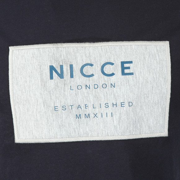 Nicce Mens Blue S/S MMXIII Tee main image