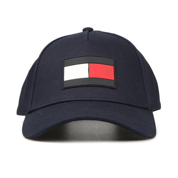 Tommy Hilfiger Mens Blue The Flag Cap main image