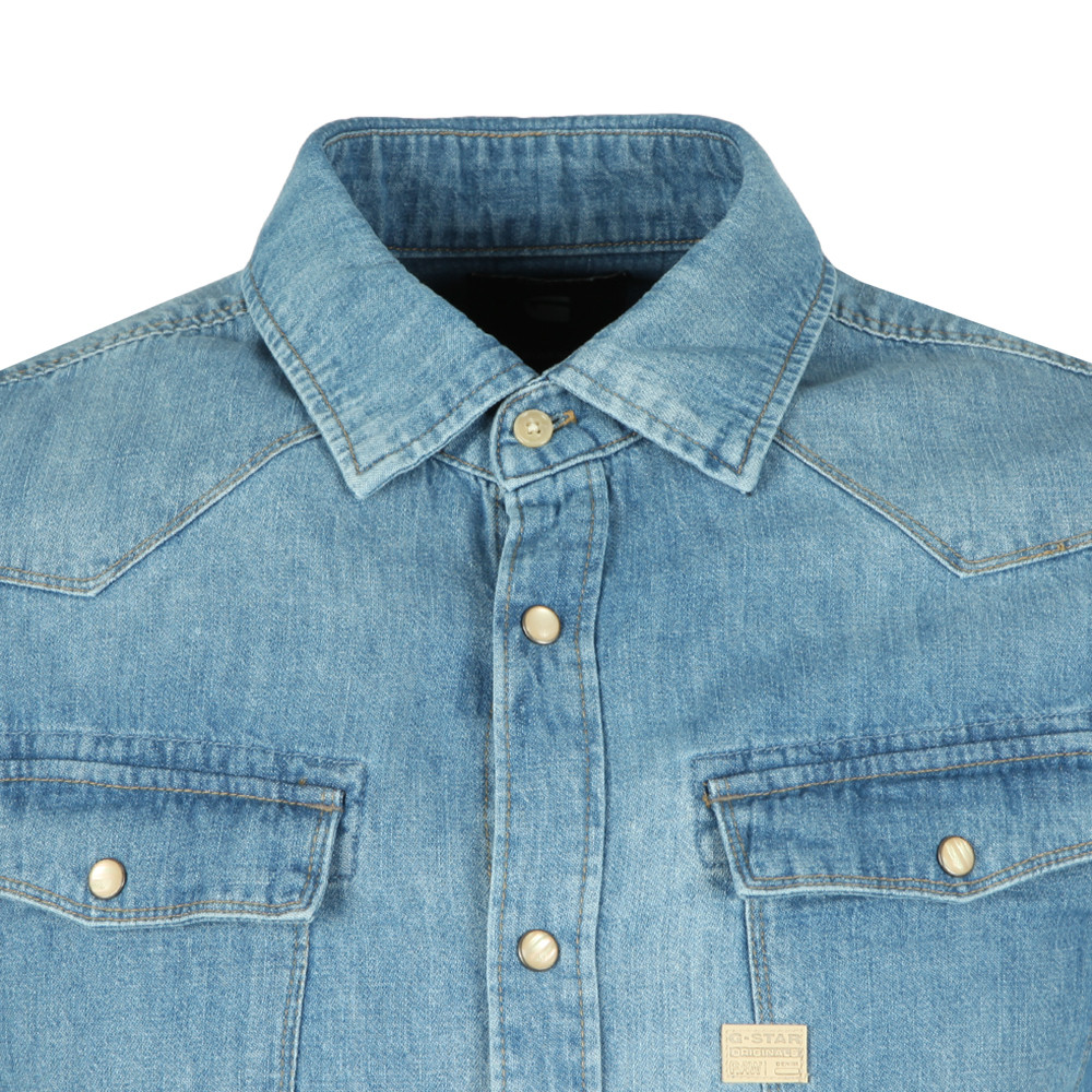 L/S 3301 Denim Shirt main image