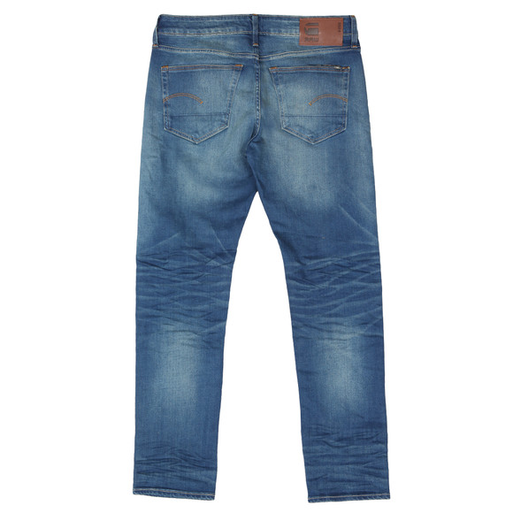 G-Star Mens Blue Slim Firro Stretch Denim Jean main image