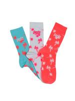 Palms Sock Triple Pack Socks
