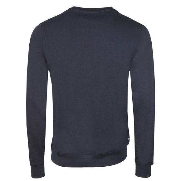 Weekend Offender Mens Blue Liam Sweat main image