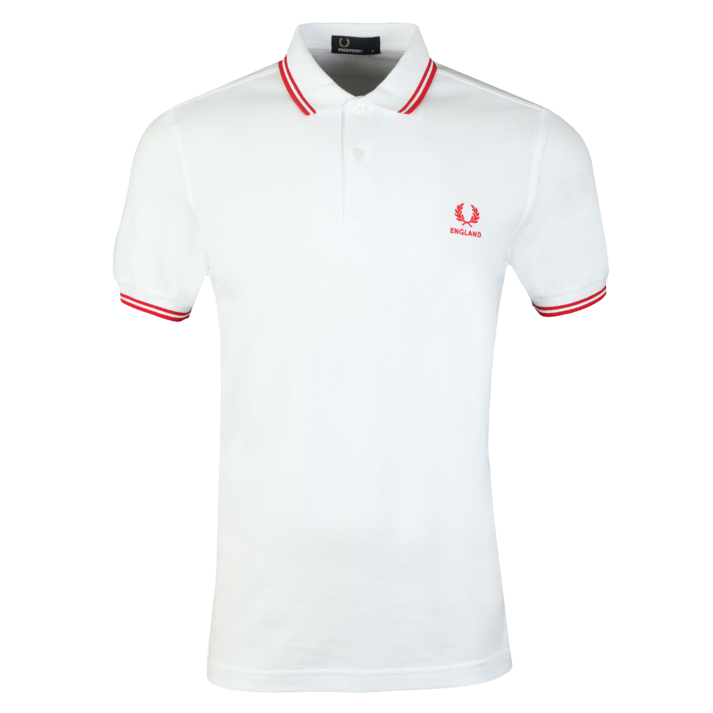 S/S England Country Polo main image