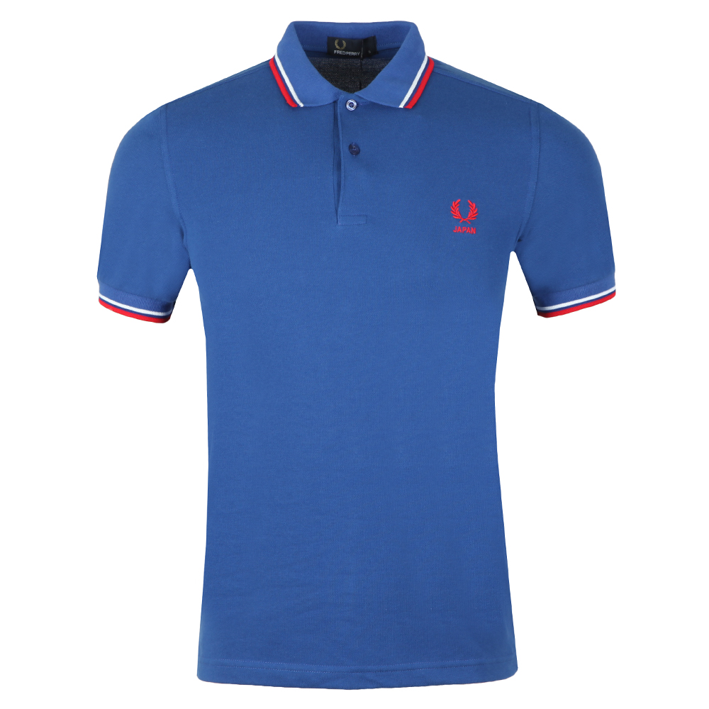 S/S Japan Country Polo main image