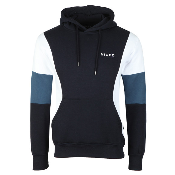 Nicce Mens Blue Union Hood main image