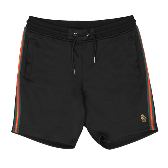 Luke Mens Black Tyson Short main image