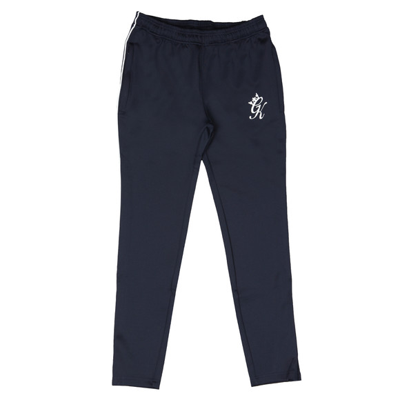Gym King Mens Blue Piped Poly Pant main image
