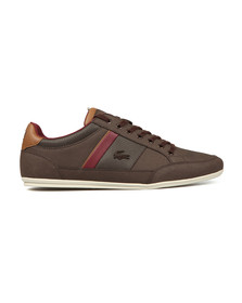 Lacoste Mens Brown Chaymon 318 2 CAM Trainer