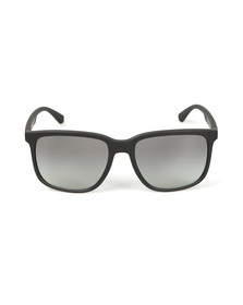 Emporio Armani Mens Black EA4104 Sunglasses
