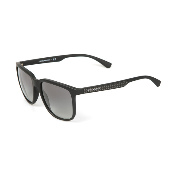 Emporio Armani Mens Black EA4104 Sunglasses main image