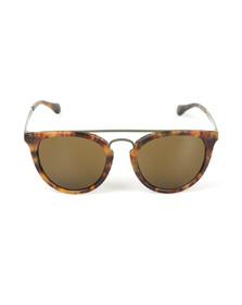 Polo Ralph Lauren Mens Brown PH4121 Sunglasses