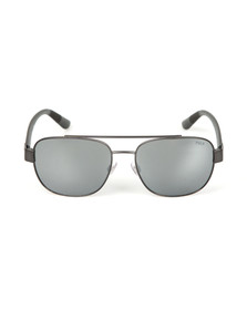 Polo Ralph Lauren Mens Silver PH3119 Sunglasses