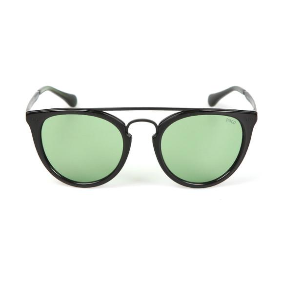 Polo Ralph Lauren Mens Green PH4121 Sunglasses