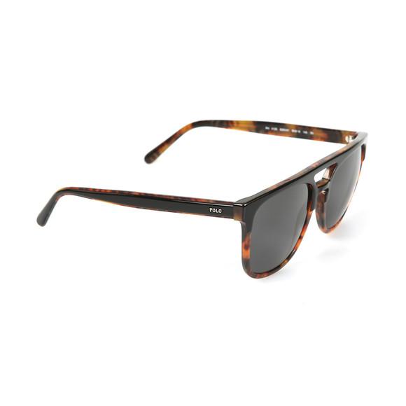 Polo Ralph Lauren Mens Black 0PH4125 Sunglasses main image