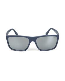Polo Ralph Lauren Mens Blue PH4133 Sunglasses