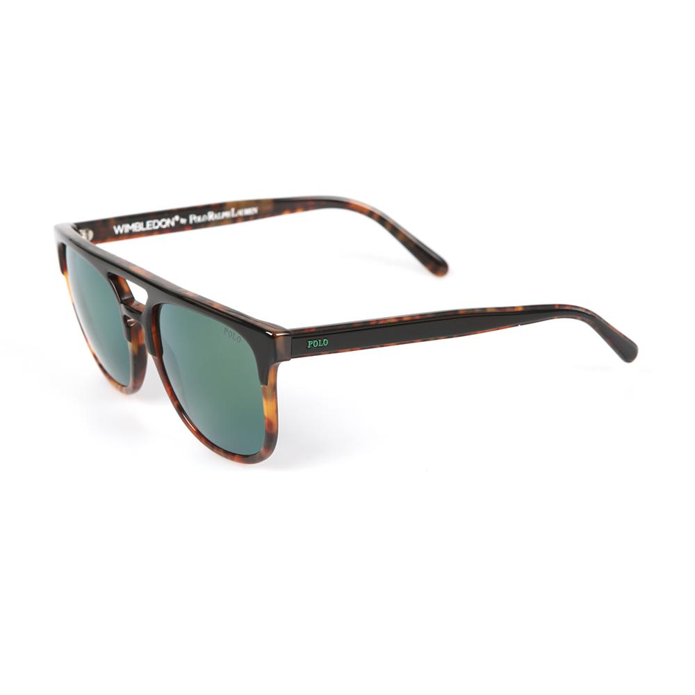 0faa7251 Mens Brown 0PH4125 Sunglasses