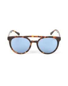 Polo Ralph Lauren Mens Brown PH4134 Sunglasses