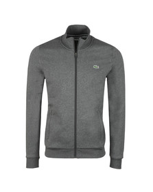 Lacoste Sport Mens Grey SH7616 Full Zip  Sweatshirt