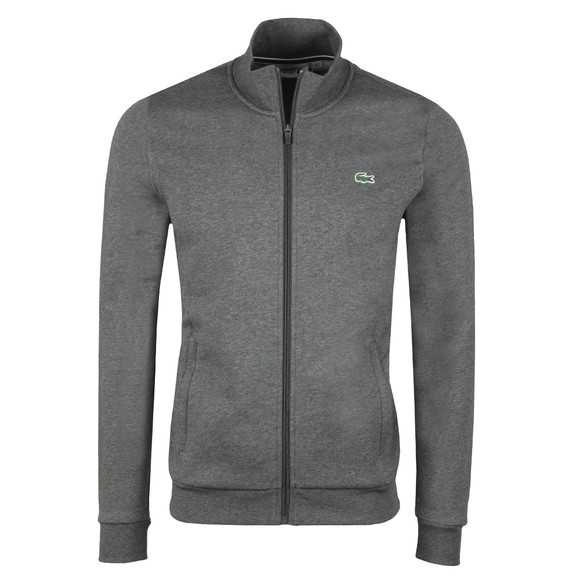 Lacoste Sport Mens Grey SH7616 Full Zip  Sweatshirt main image