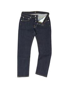 Edwin Mens Blue ED-55 Regular Tapered Jean
