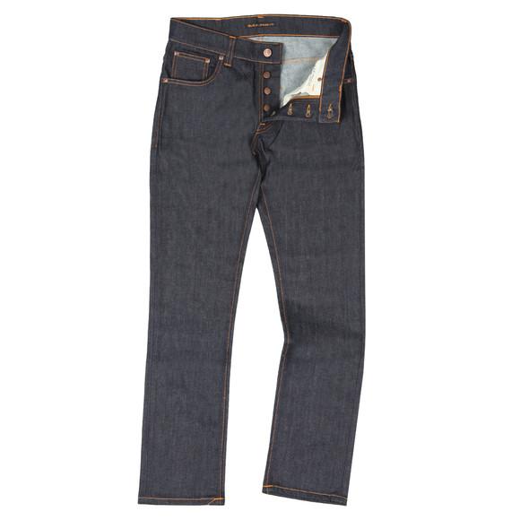 Nudie Jeans Mens Blue Grim Tim Jeans main image