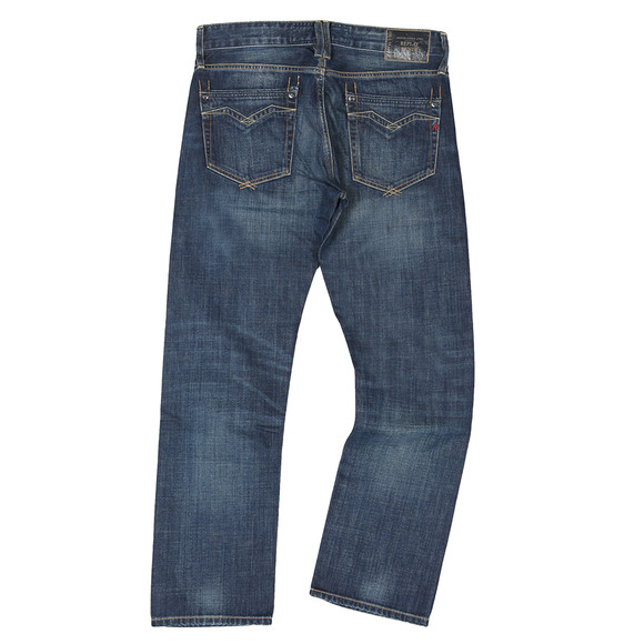 Replay Mens Blue Newbill Jean main image