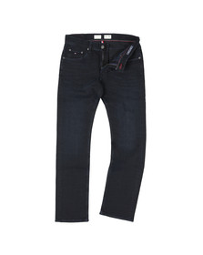 Tommy Hilfiger Mens Blue Denton Straight Jean