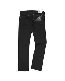 Diesel Mens Black Buster Jean