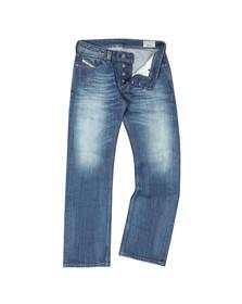 Diesel Mens Blue Larkee 8XR Jeans