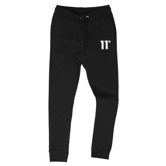 Eleven Degrees Mens Black Core Jogger main image