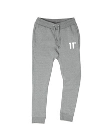 Eleven Degrees Mens Grey Base Jogger