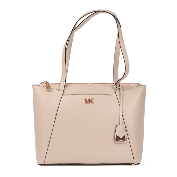 Michael Kors Womens Pink Maddie Mid East West Tote Bag main image