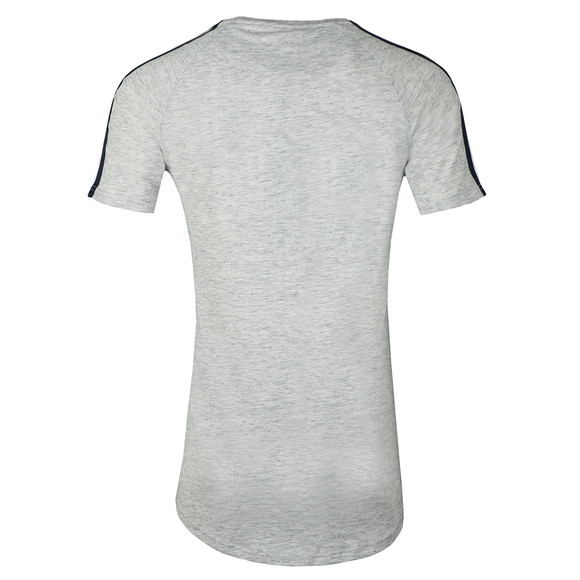 Kings Will Dream Mens Grey S/S Elison Tape Tee main image