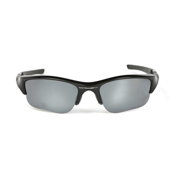 Oakley Mens Black Flak Jacket XLJ Polarized Sunglasses main image
