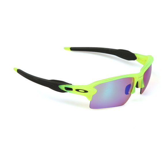 Oakley Mens Green Flack 2.0 XL Prizm Golf Sunglasses main image