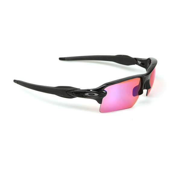 Oakley Mens Black Flack 2.0 XL Sunglasses